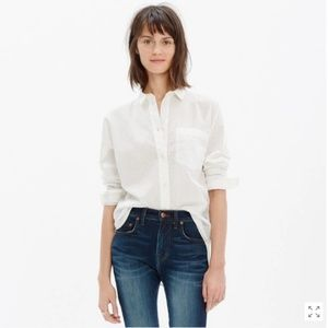 price  ⬇️ MADEWELL messenger shirt in clipdot